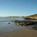 Walking from Sundeck Gardens to Maroochydore